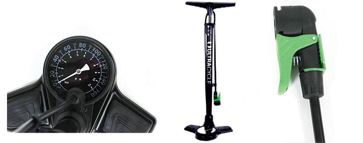 Ultracycle EZEZ Pump Head